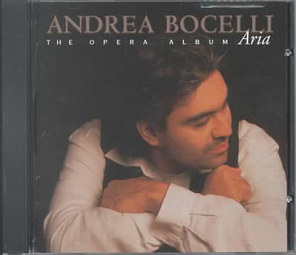 ARIA-THE OPERA ALBUM BY BOCELLI,ANDREA (CD)